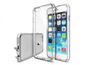coque iphone 6 transparente devant derriere