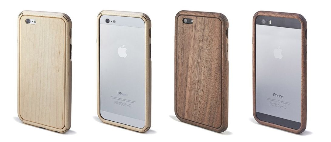 grovemade de superbes coques en bois pour iphone 6 6 plus. Black Bedroom Furniture Sets. Home Design Ideas