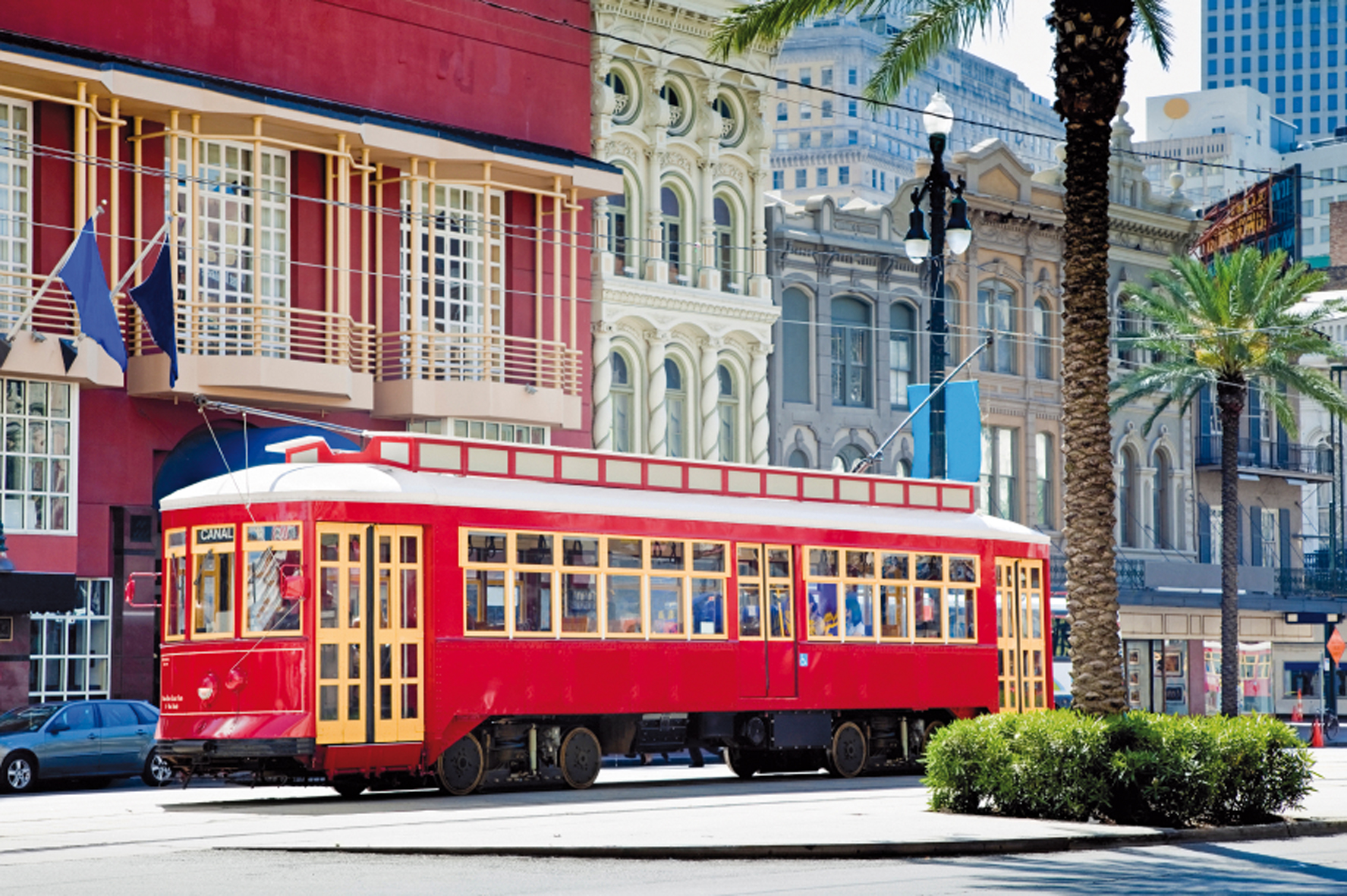 Tour New Orleans Streetcar