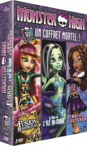 coffret Monster High