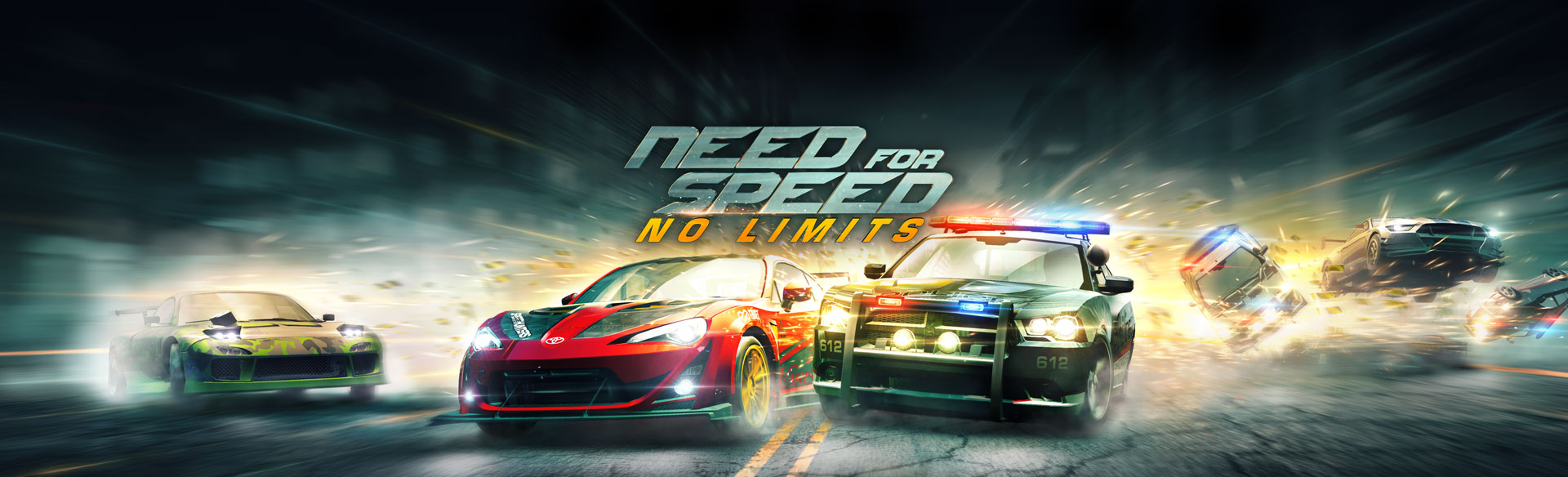 need for speed no limits app store