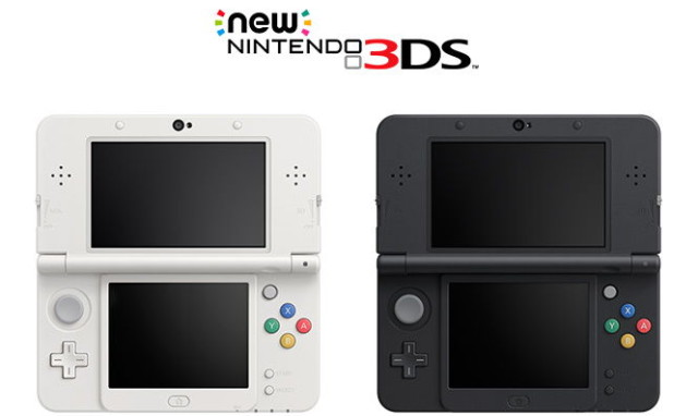 new3ds - face