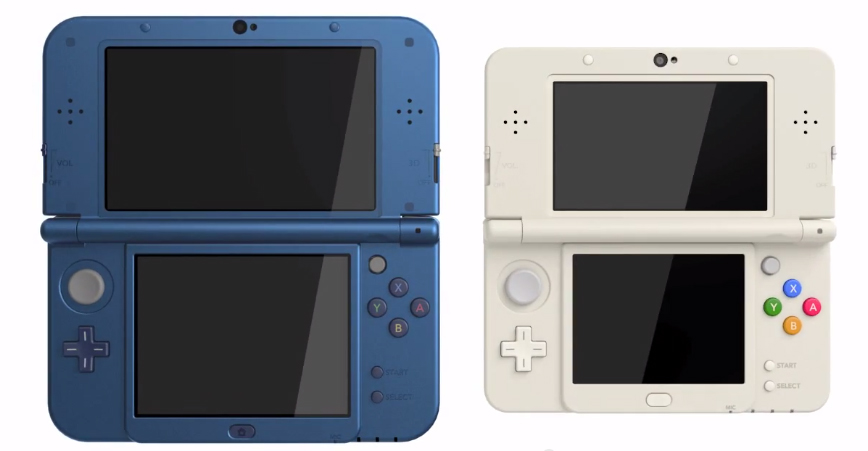 test new nintendo 3ds meilleurs prix photos et date de sortie en france. Black Bedroom Furniture Sets. Home Design Ideas