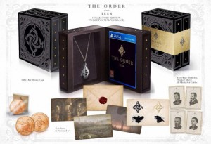 The Order 1886 - coffret collector