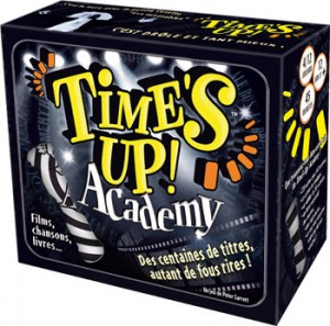 Time's up - version Academy