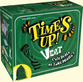 Time's up - version verte
