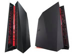 pc gamer asus rog g20aj mini mais performant. Black Bedroom Furniture Sets. Home Design Ideas