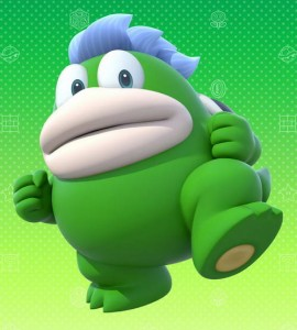 Mario Party 10 - Spike