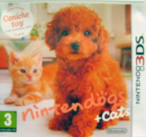 Nintendogs + cats - face jaquette