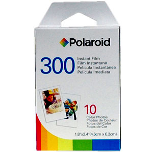 polaroid pic 300 pour de mini photos instantan es. Black Bedroom Furniture Sets. Home Design Ideas