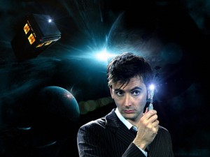 Docteur Who - David Tennant