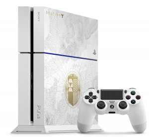 console collector - 2015.09 - ps4 destiny
