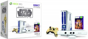 console collector - Xbox 360 - star wars_