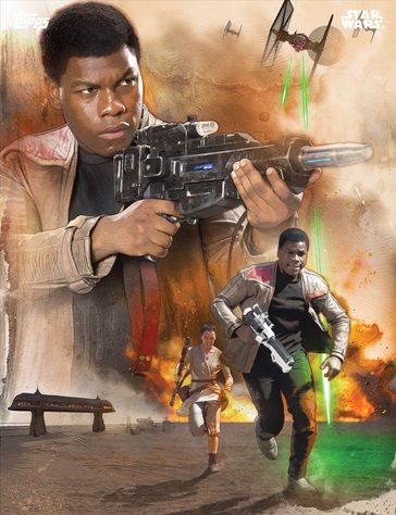 star-wars-card-trader-force-awakens-finn