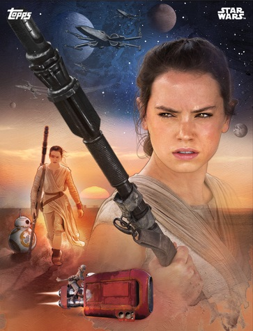 star-wars-card-trader-force-awakens-rey