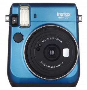 instax mini 70 - appareil photo face