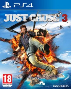 Just cause 3 - boitier ps4