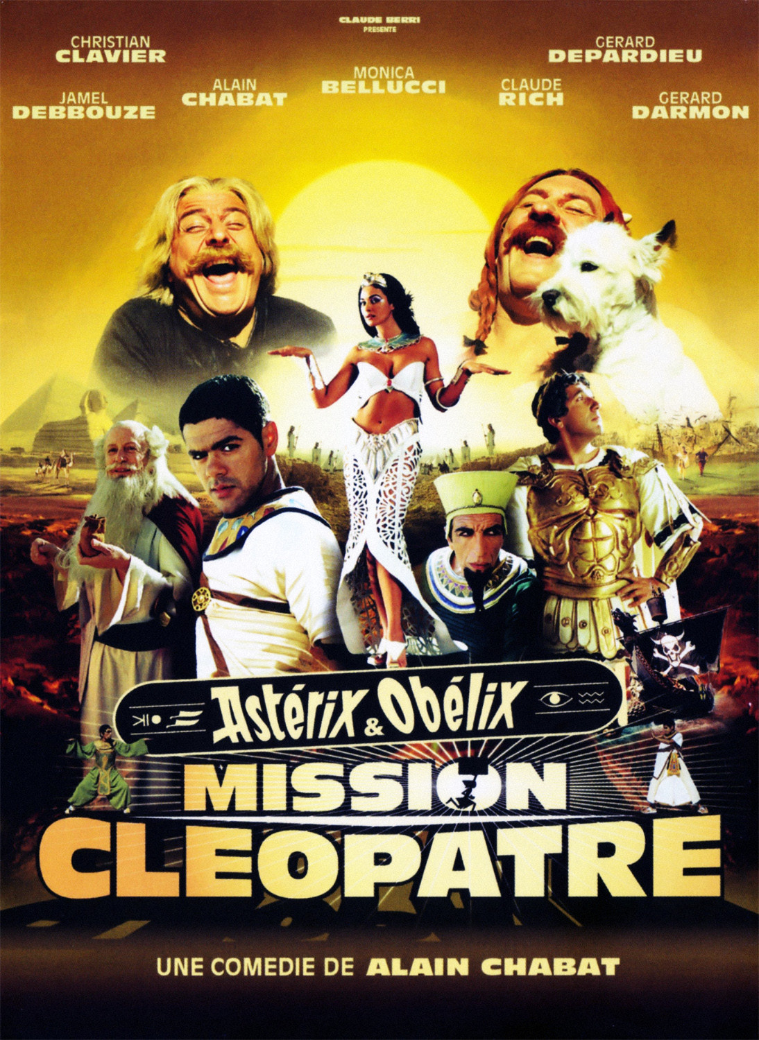 Asterix Mission Cleopatre Streaming