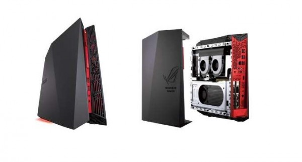 pc gamer asus rog g20aj mini mais performant jcsatanas. Black Bedroom Furniture Sets. Home Design Ideas
