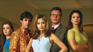 buffy contre les vampires - buffy et amis