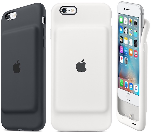 apple propose sa coque batterie pour iphone 6s. Black Bedroom Furniture Sets. Home Design Ideas