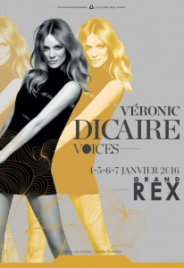 veronic dicaire voices - affiche