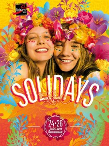 solidays-of-love - affiche