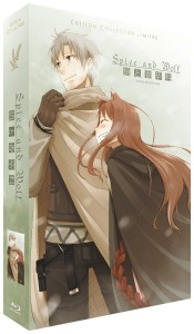 spice and wolf - dvd