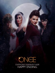 once upon a time - saison 4 - mechantes