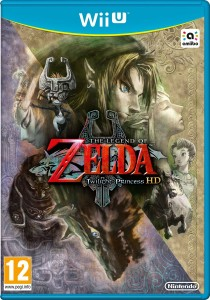 the legend of zelda twilight princess - wii u