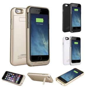 Test de la coque batterie 3200 mAh à 20 euros de Savfy pour iPhone 6-6s et iPhone 6-6s Plus