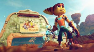 ratchet et clank - perso