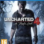 uncharted 4 - jeu ps4
