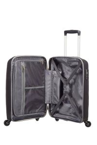 valise cabine - american tourister - interieur