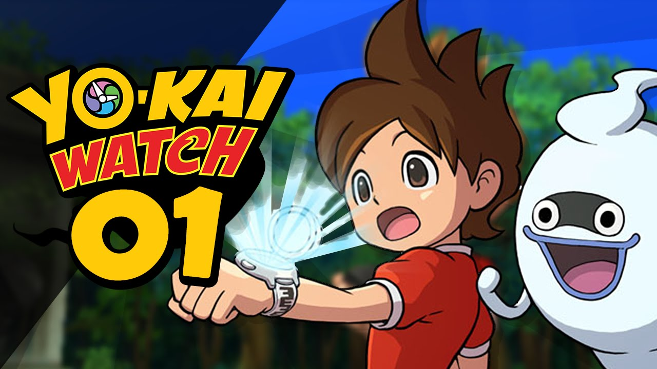 Yo kai watch un jeu vid o pour nintendo 3ds jcsatanas for Chambre yo kai watch