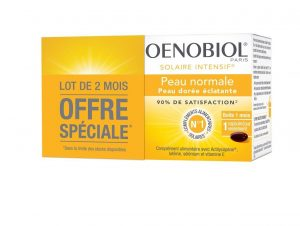 protection solaire - gellules oenobiol