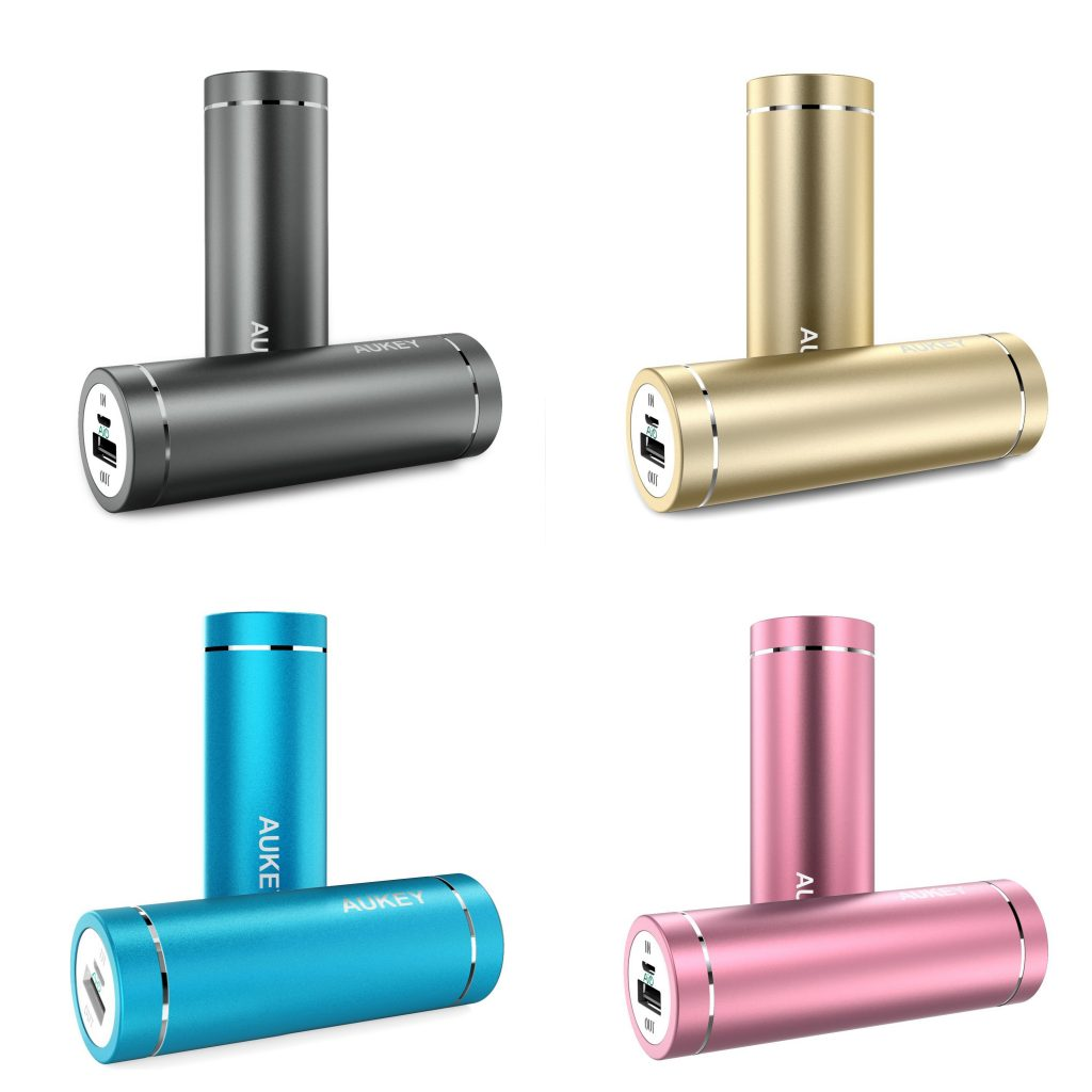 batterie-5000-mah-aukey-4-couleurs