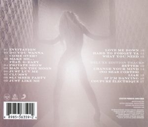 glory - britney spears - dos