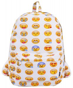sacs a dos et cartables - sac a dos smiley