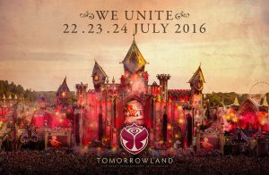 tomorrowland 2016 - festival