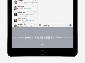 dictation-web-ipad