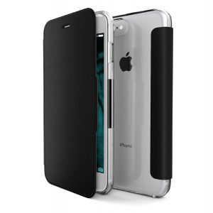 coque iphone 7 porte carte carbone