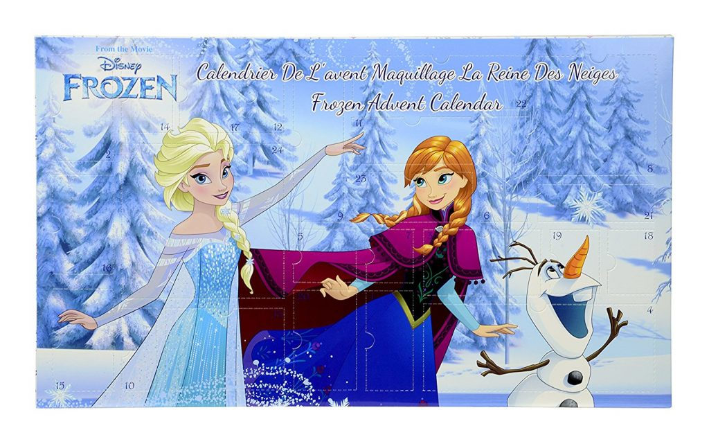 calendrier-de-lavent-maquillage-reine-des-neiges