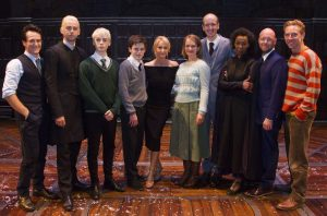 harry potter et lenfant maudit - troupe