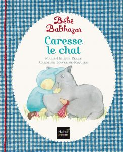 pedagogie montessori - caresse le chat