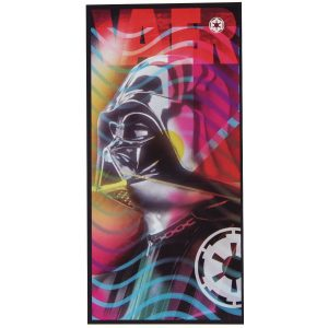 serviette de plage - theme star wars