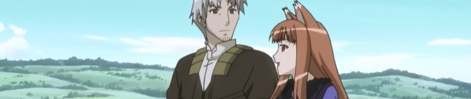 spice and wolf - lawrence et holo