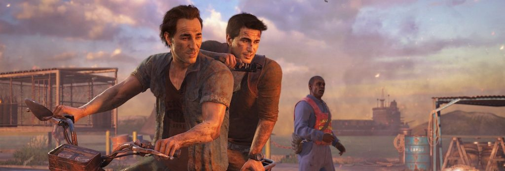 uncharted 4 - les drake