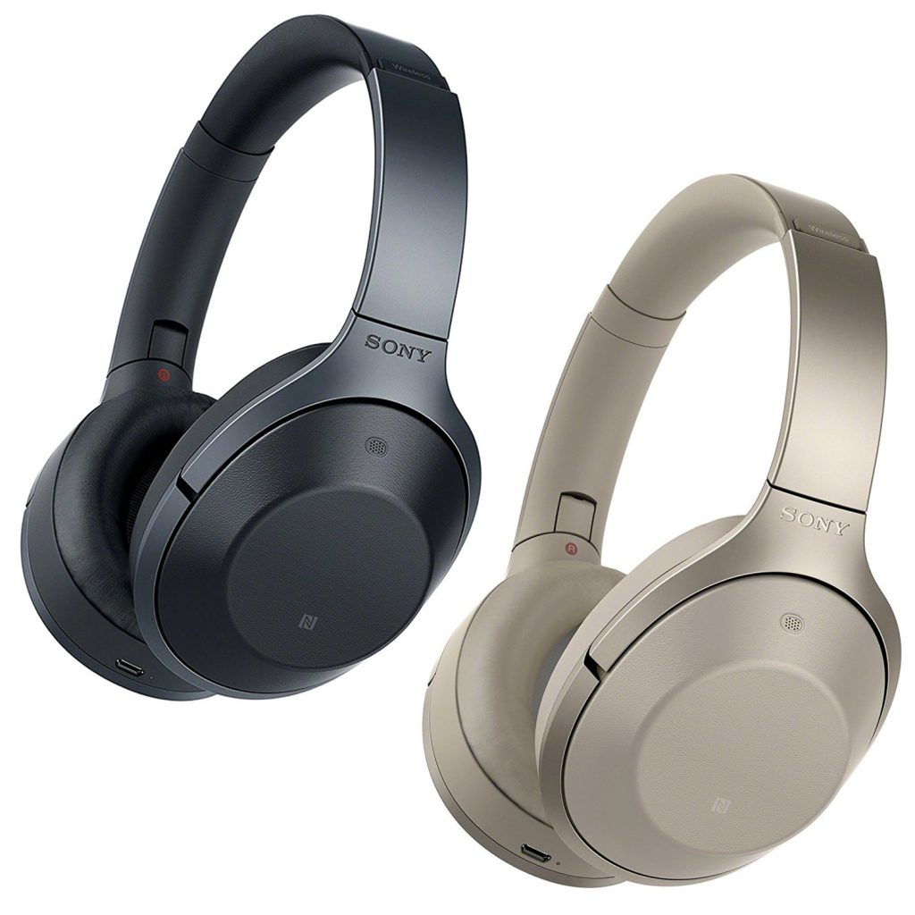 test casque sony mdr 1000x