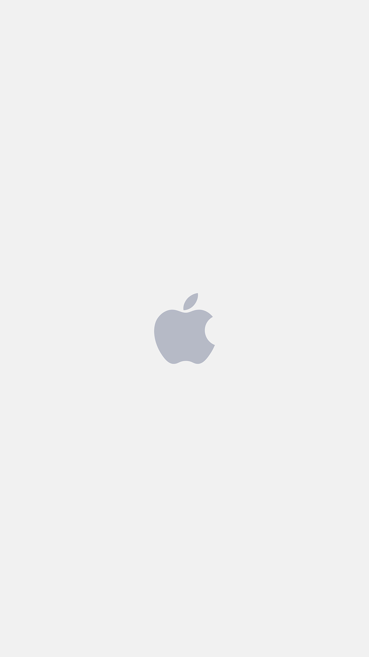 how to create apple logo on iphone